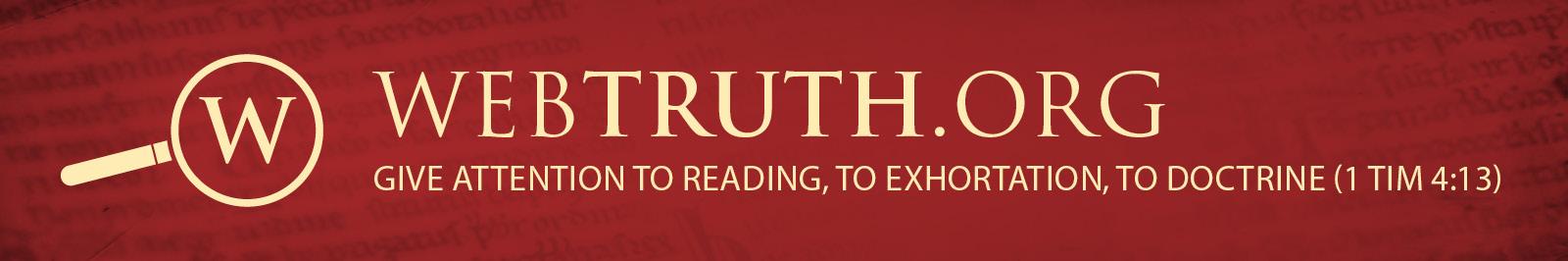 WebTruth.org